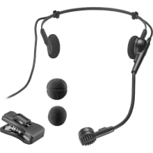 PRO8HEx Hypercardiod Headworn Microphone