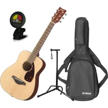 JR2 3/4 Scale Folk Acoustic Guitar Bundle