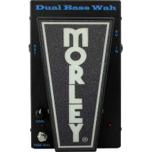 PBA II Double Bass Wah Guitar Effects Pedal