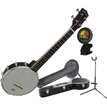 BUT Tenor Banjo Uke Banjolele Bundle
