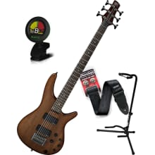 SRC6 Crossover WNF Bass Guitar Bundle