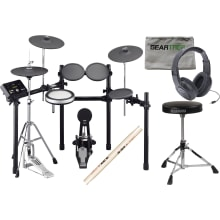 Yamaha DTX532K Electronic Drum Set w/Kick Pedal an