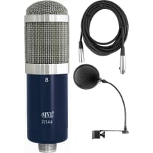 R144 Recording Ribbon Microphone Bundle