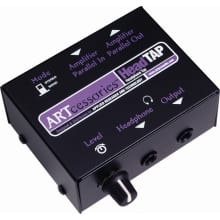 HeadTAP Headphone Monitoring Utility Box