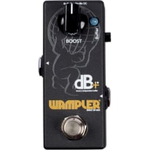 DB+ Boost/Independent Buffer Pedal w/Top Mounts