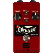 11900-001 Dirty Deed Distortion Effects Pedal