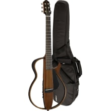 SLG200S Steel String Silent Guitar with Gig Bag