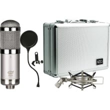 R144 HE Heritage Ribbon Microphone Bundle