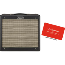 Fender Pro Junior IV Black 120V Guitar Amplifier B
