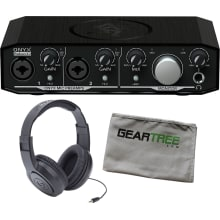 Onyx Producer 2-2 USB Audio Interface Bundle