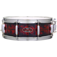 Pearl Igniter Snare Drum 14 x 5in 6 Ply Poplar Map