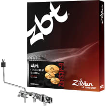 ZBT3 Drum Cymbal Pack Bundle