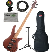 Ibanez SR500EBM SR Standard 4-String Bass - Brown