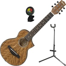 EWP14OPN Piccolo Acoustic Guitar Bundle