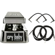 JP95 The John Petrucci Cry Baby Wah Pedal Bundle