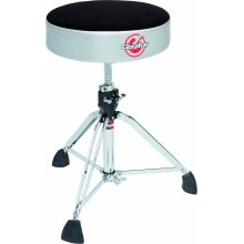 9608R Professional Cloth Top Round Drum Throne