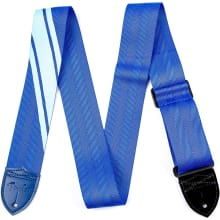 099-0608-004 Competition Stripe Guitar Strap