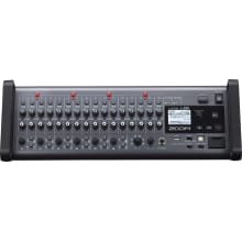 Zoom LiveTrak L-20R | Portable Mixer and Recorder
