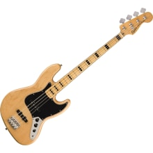 Squier 0374540521 Classic Vibe 70s Jazz Bass, Mapl