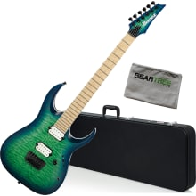 Ibanez RGAIX6MQM SRB Surreal Blue Burst RGA Iron L
