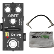 MINI E-Drive Distortion Pedal Bundle
