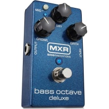 M-288 Bass Octave Deluxe Pedal