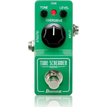 TSMINI MINI Tube Screamer Pedal