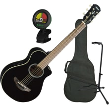 APXT2 BL 3/4 Sized Acoustic/Electric Guitar Bundle