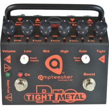TightMetal Pro High Gain Distortion Pedal