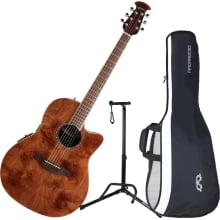 CS24P-NBM Celebrity Plus A/E Guitar Bundle