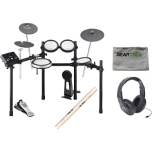 Yamaha DTX542K Electronic Drum Kit w/ Headphones,