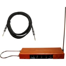 Etherwave Standard Ash Theremin Bundle