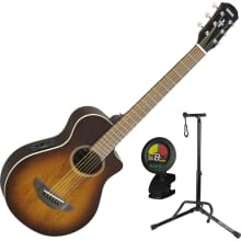 APXT2EW TBS 3/4 Scale Mini Acoustic Bundle