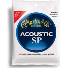SP Phosphor Bronze Light Acoustic Guitar Strings