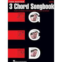 The Guitar 3 Chord Songbook V1
