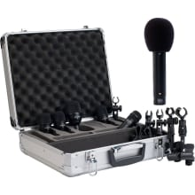 FP5 5-piece Fusion Drum Microphone Package Bundle