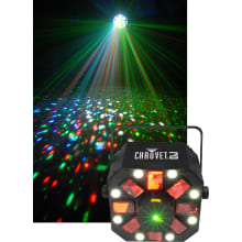Swarm 5 FX LED Laser Strobe Light