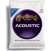 80/20 Bronze Wound Acoustic Strings