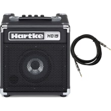 HD15 15-watt Bass Combo Amplifier Bundle