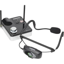 Samson SW9A9SQE-K AirLine 99m AH9 Wireless UHF Fit