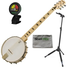 Goodtime Six 6-String Banjo Bundle
