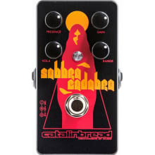 Sabbra Cadabra Foundation Overdrive