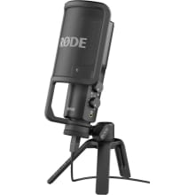 NT-USB Condenser Microphone with Accessories