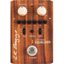 LR Baggs Align 6-Band EQ (w/Anti-Feedback Notch Fi