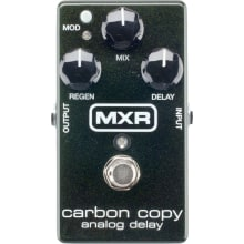 M169 Carbon Copy Analog Delay Pedal