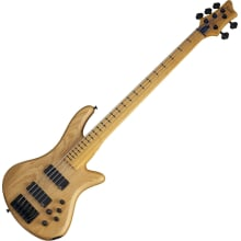 Stiletto Session 5-String Fretless Bass Guitar