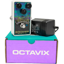 Octavix Octave/Fuzz Pedal with Power Supply