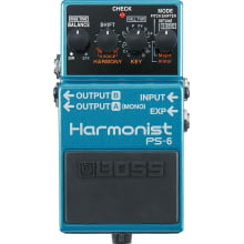 PS-6 Harmonist Pitch Shifter Pedal