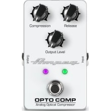Opto Comp Analog Optical Compressor Pedal