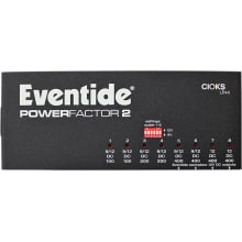 PowerFactor2 Pedal Power Supply